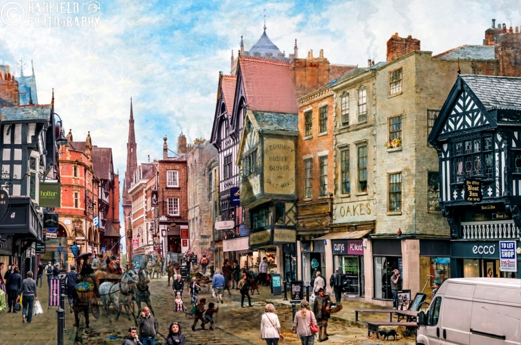 Eastage St. 1800s meets 2013