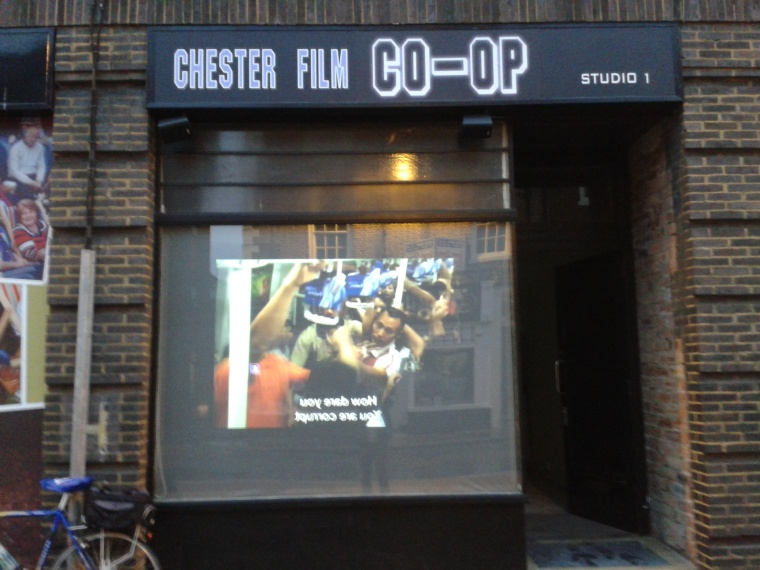 The Chester Film CO-OP - Northgate St view