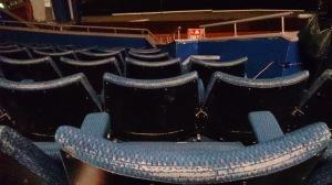 odeon seats