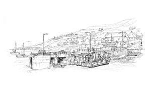 Rousay Pier
