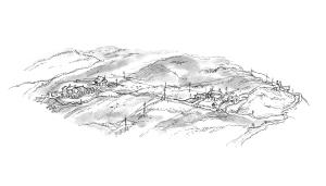Scattered settlement, Shetland