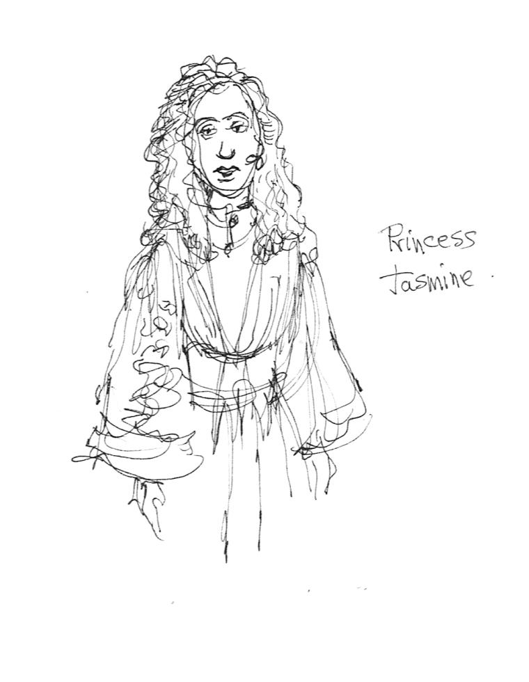 Chester Pantomime 5 - Princess Jasmine