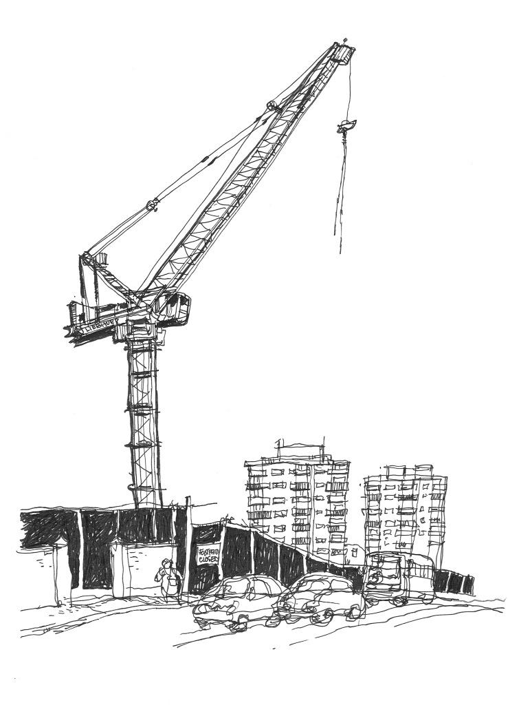 Chester crane