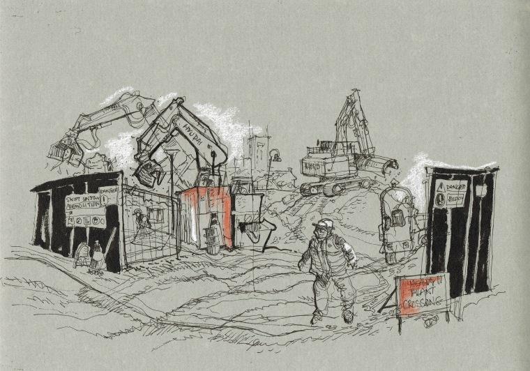 Demolition site - Chester small