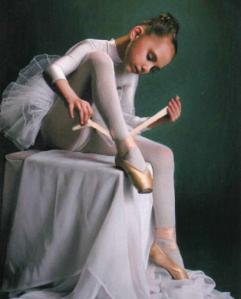 Ballet Sweet by  Darren Baker
