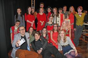 Minerva Arts production of Wonderland