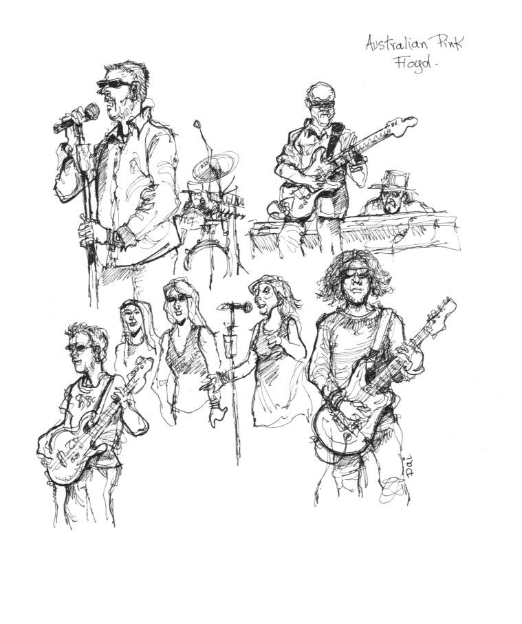 Australian Pink Floyd - Chester Rocks
