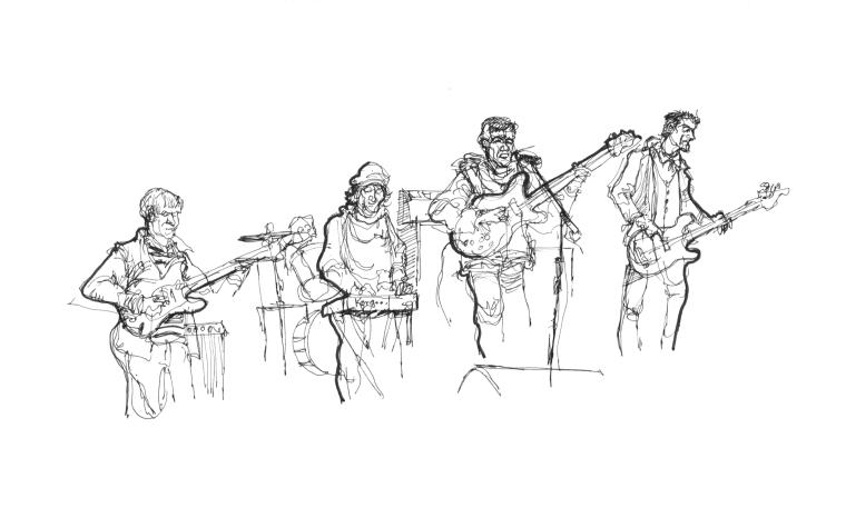 Tea Street Band - Mathew Street Festival