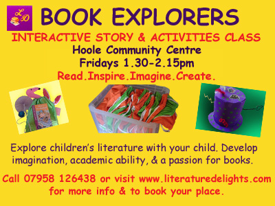Hoole book explorers
