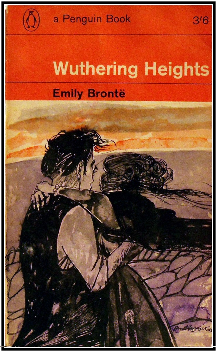 an analysis of the characters in withering heights a novel by emily bronte The story of wuthering heights is told through flashbacks recorded in diary entries, and events are often presented out of chronological order—lockwood's narrative takes place after nelly's narrative, for instance, but is interspersed with nelly's story in his journal nevertheless, the novel contains enough clues to enable an.