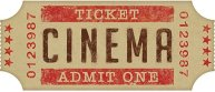The Measure: cinema ticket